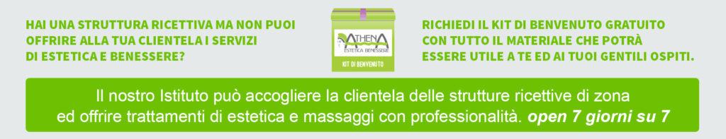 Da Athena Estetica servizi di estetica per alberghi, hotel, B&B