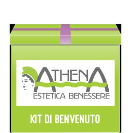 Athena Estetica Kit di benvenuto per strutture ricettive