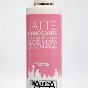 Athena Estetica, Gel struccante aloe vera e olio di argan