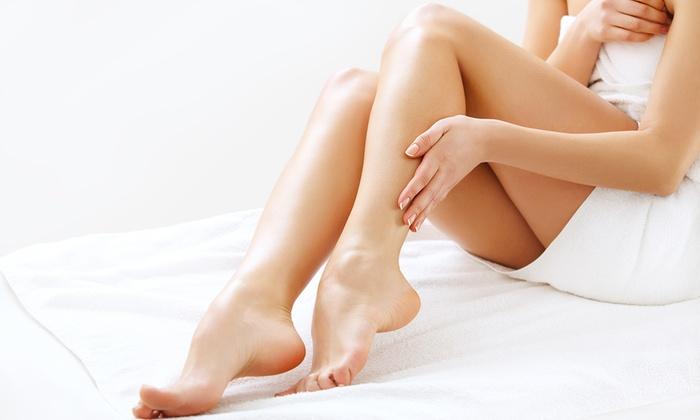 Trattamenti gambe da Athena centro estetico