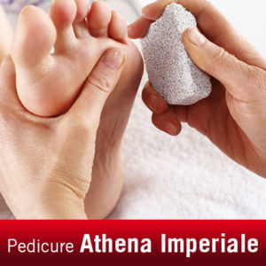 Athena Estetica a Roma, Pedicure