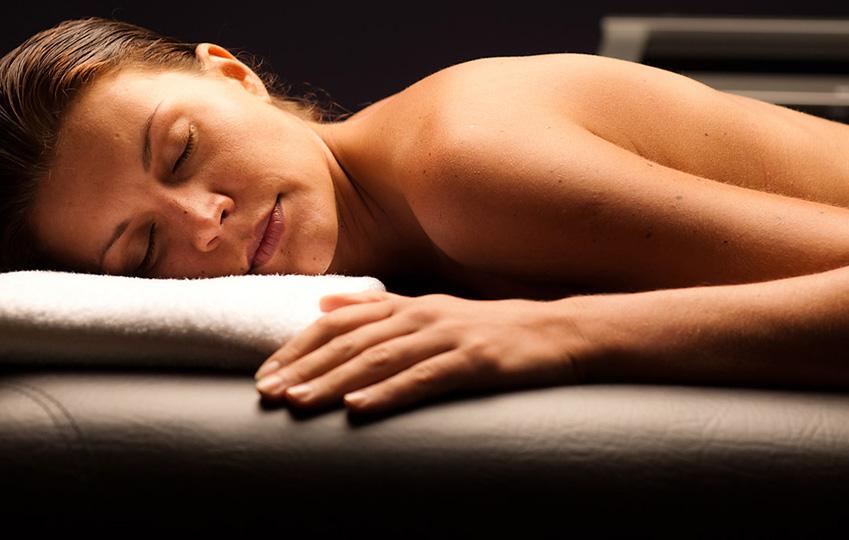 Athena Estetica - Il massaggio in Inverno