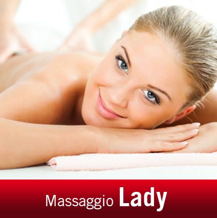 Athena Estetica a Roma, Massaggio Lady