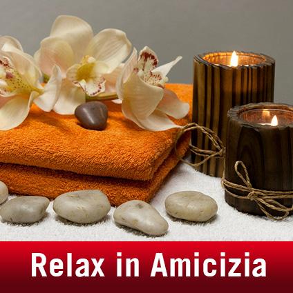 Relax pin amicizia, Athena Centro Estetico a Roma