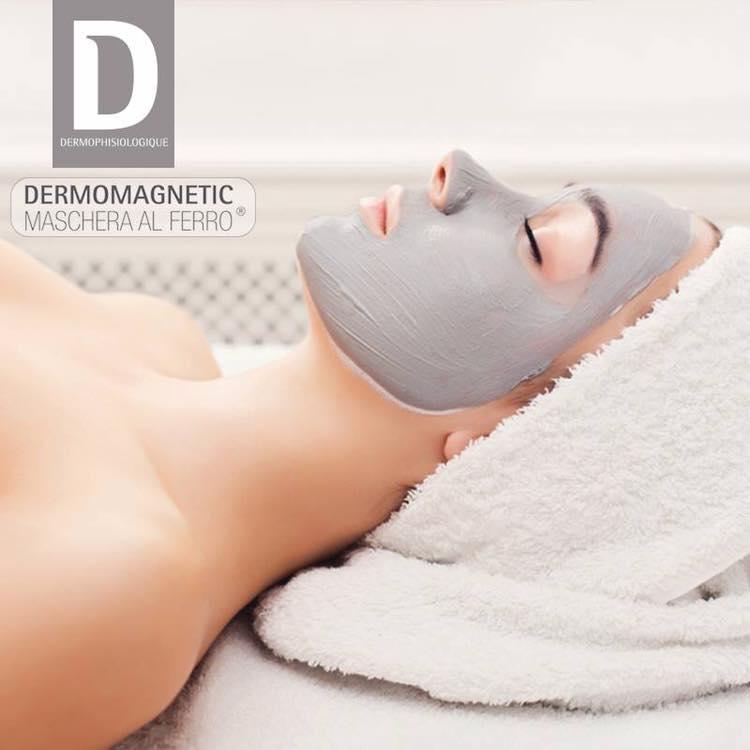 Athena Estetica news - Dermomagnetic maschera al ferro