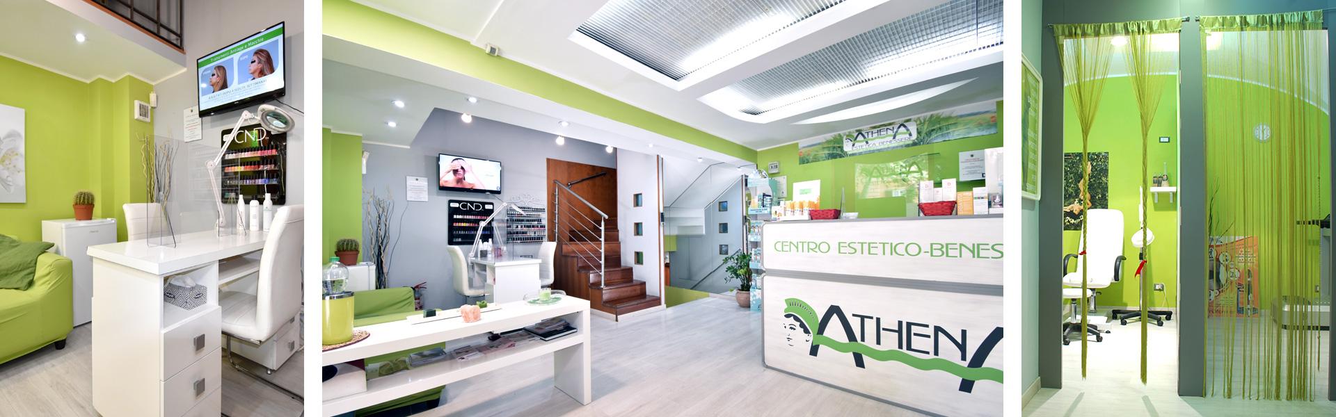 Centro Estetico Athena a Roma Prati