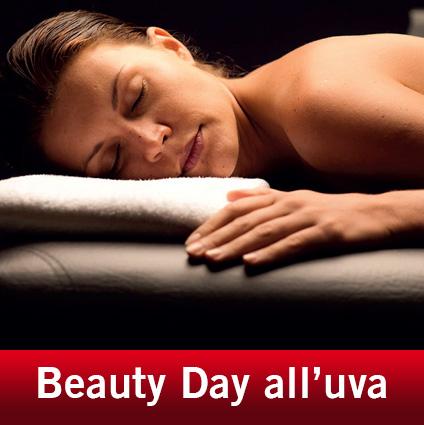 Beauty day all'uva 2h - Trattamento viso e massaggio corpo - Athena Estetica